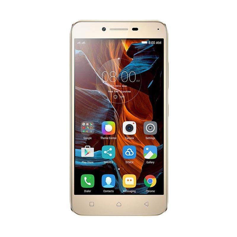 Lenovo Vibe K5 A6020 Smartphone - Gold [16GB/ 2GB]
