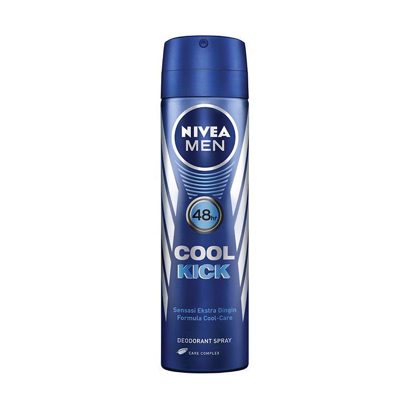 Nivea Men Cool Kick Deodorant Spray [150 mL]