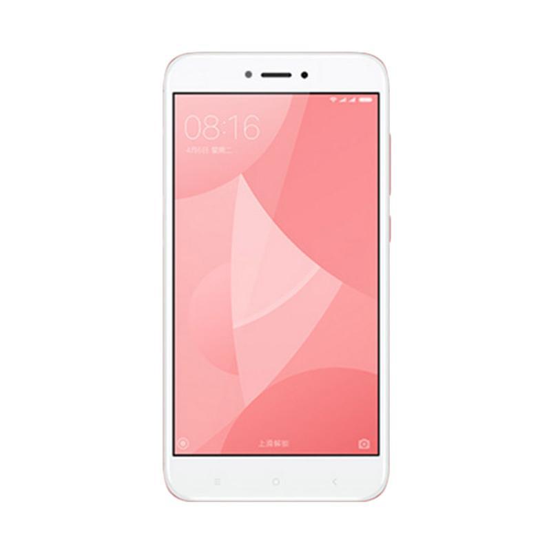 Xiaomi Redmi 4X Smartphone - Pink [16GB/2GB]