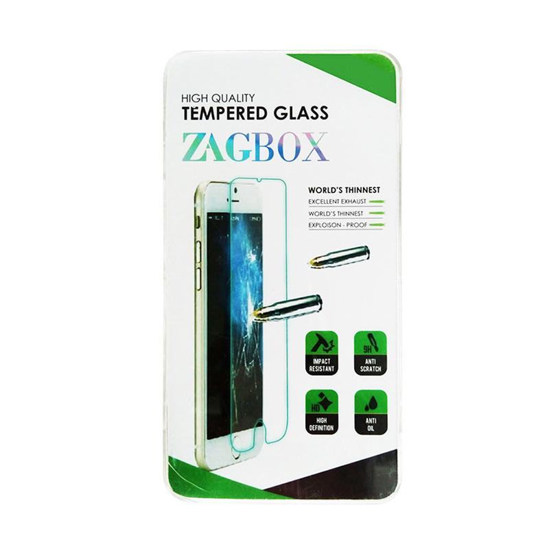 Zagbox Tempered Glass Screen Protector for Lenovo A2010 - Clear
