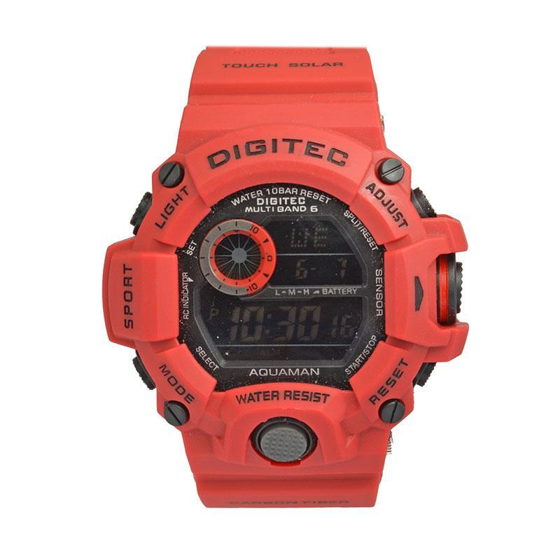 Digitec DG2064RE Sport Jam Tangan Pria - Red