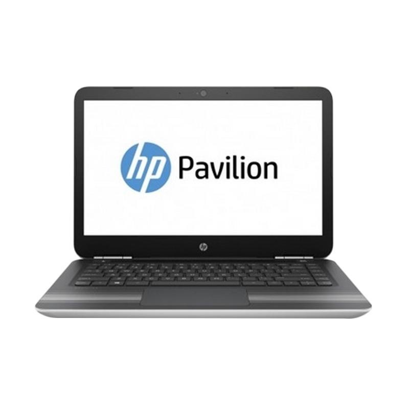 HP Pavilion 14-AL168TX Notebook - Silver [1AD67PA] - 9305852 , 15668831 , 337_15668831 , 9699000 , HP-Pavilion-14-AL168TX-Notebook-Silver-1AD67PA-337_15668831 , blibli.com , HP Pavilion 14-AL168TX Notebook - Silver [1AD67PA]