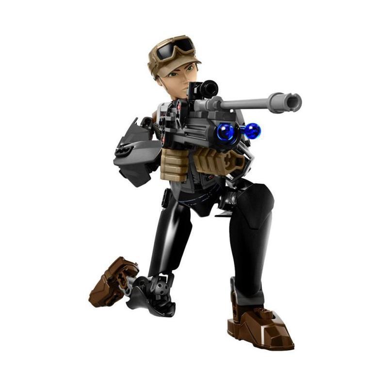 KSZ 615 Space Wars Mainan Blok dan Puzzle