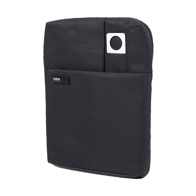 Lexon Apollo Tablet Shoulder Bag - Black
