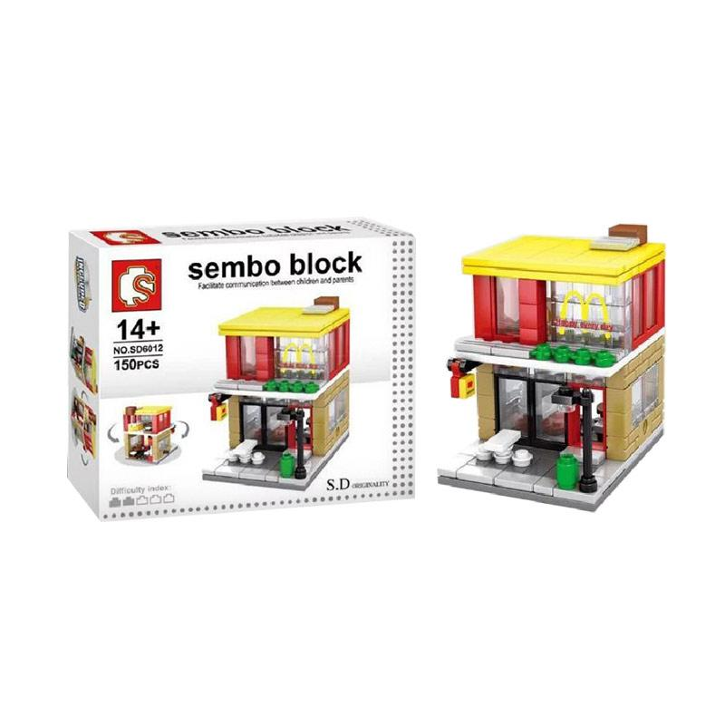 Sembo SD6012 M Happy Every Day Mini Blocks