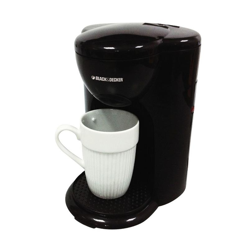 Black and Decker DCM25-B1 Coffee Maker