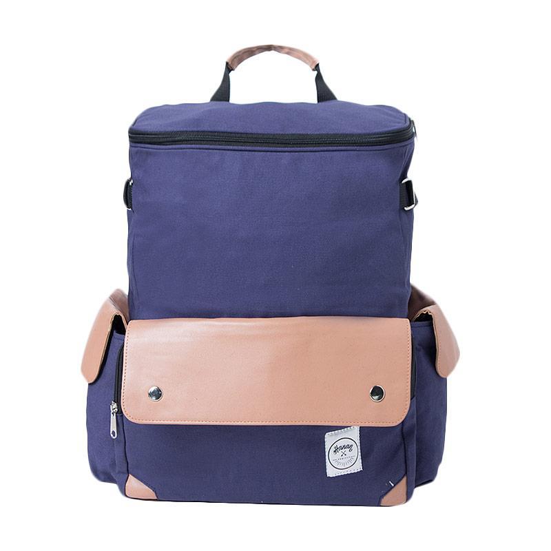 Hanan Project Bole Backpack - Navy