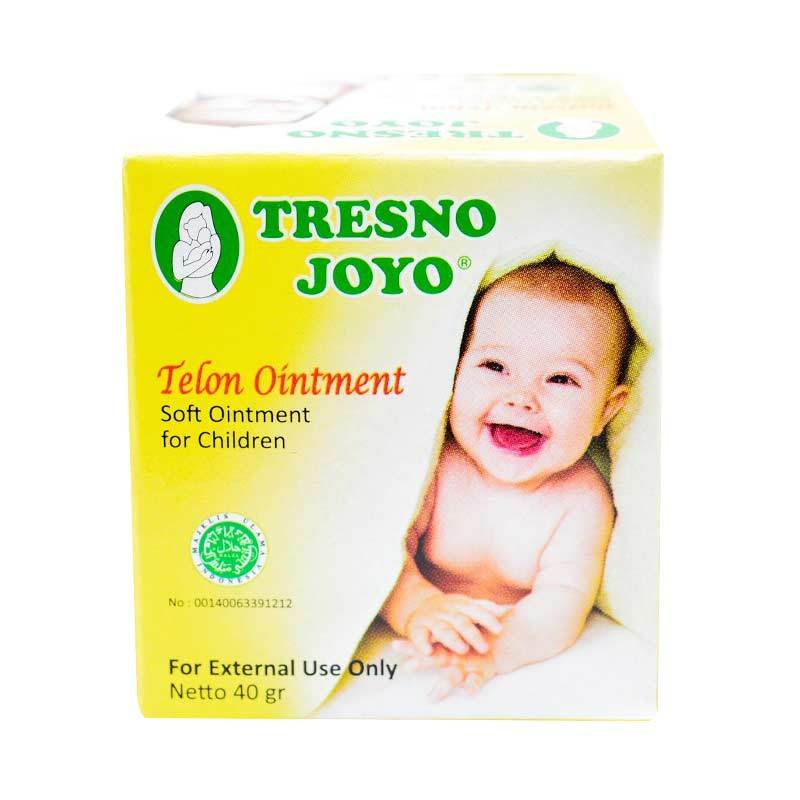 Tresno Joyo Balsem Telon Anak [40 g]