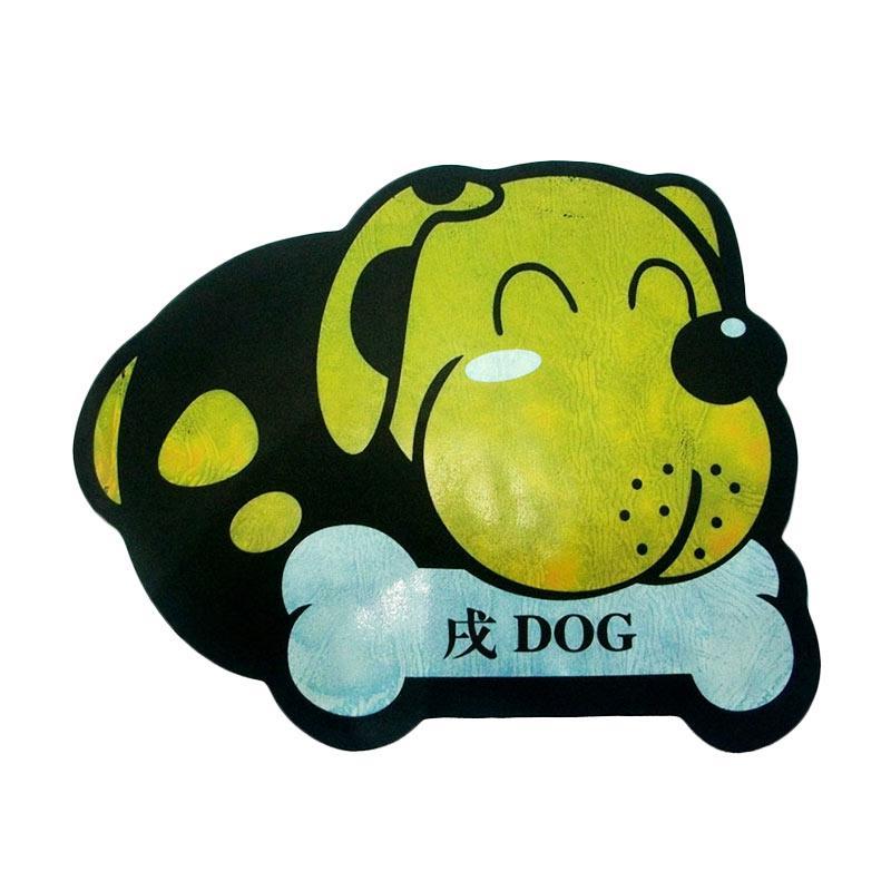 Universal Shio Doggy Mouse Pad