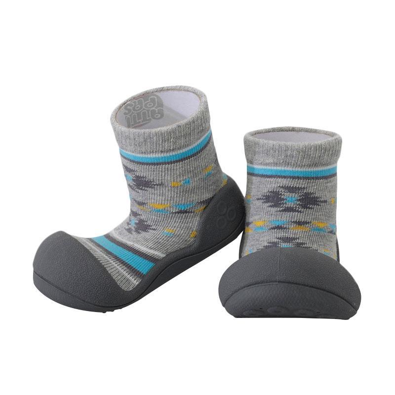 Attipas Nordic AND02 Sepatu Bayi - Gray