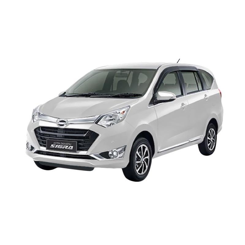 Daihatsu Sigra 1.0 M M-T Mobil - Icy White