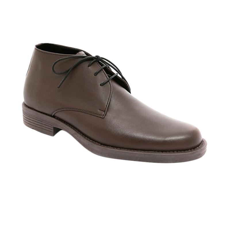 GatsuOne Agnelo 1 Shoes Dark Brown