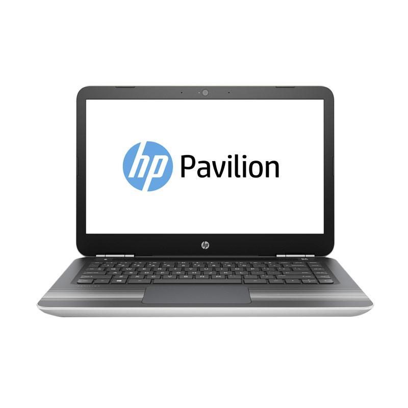 HP Pavilion 14-AL169TX-INDO Notebook - Silver