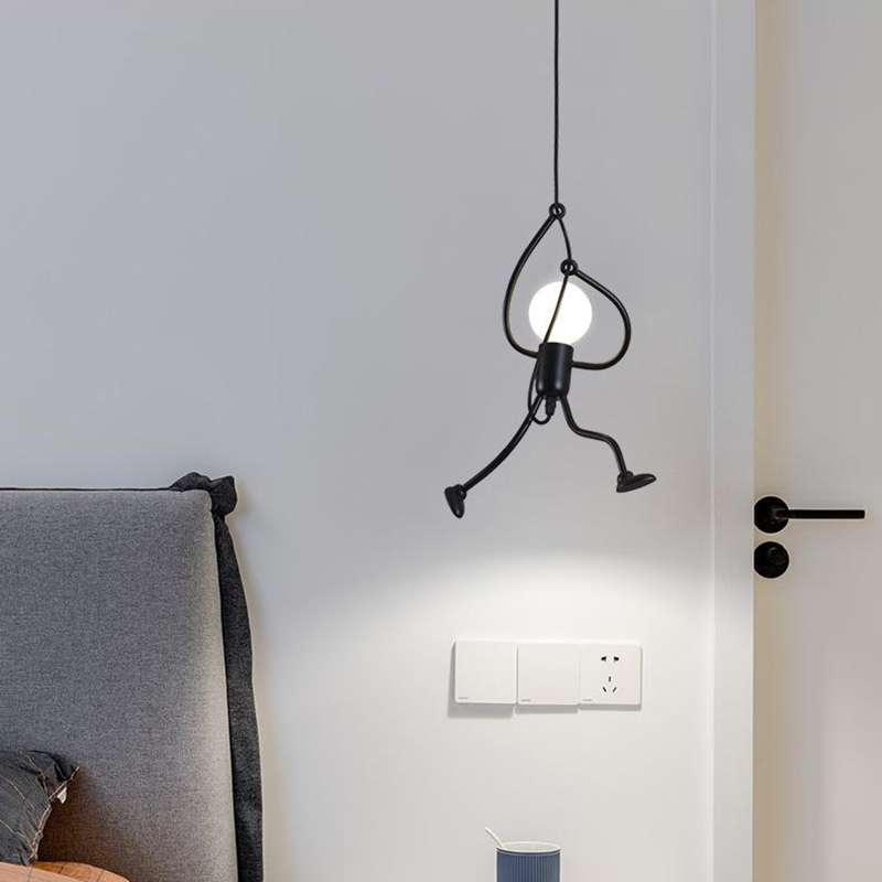 Jual Pendant Ceiling Light Fixture Chandelier Hanging Lamp Diy Loft Decor A Online Januari 2021 Blibli