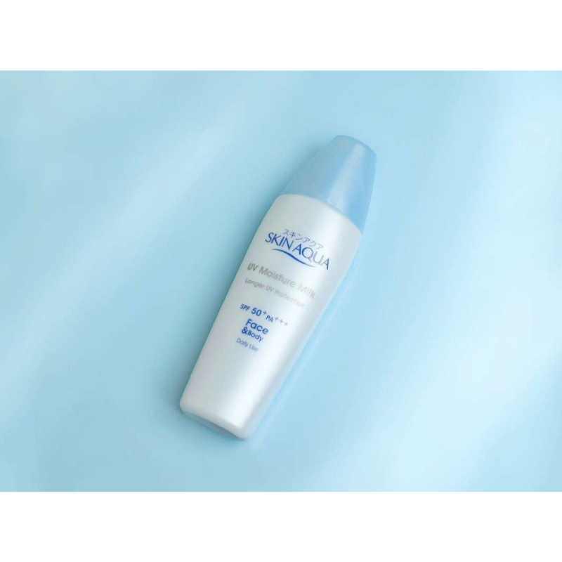 Skin Aqua UV Sunscreen Moisture Milk SPF 50 PA