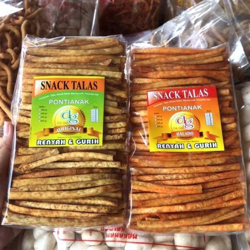 Snack Talas