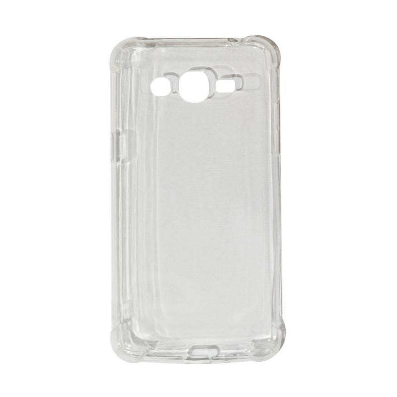 ... Winner List Anti Crack & Shock Silicon Softcase Casing for Samsung Galaxy J2 Prime Transparent