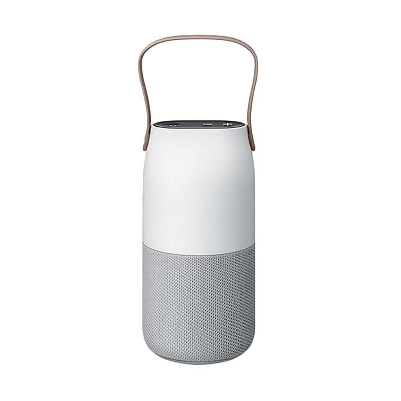 harga Samsung Bottle EO-SG710 Wireless Speaker - Speaker Bluetooth Unik - Putih Blibli.com