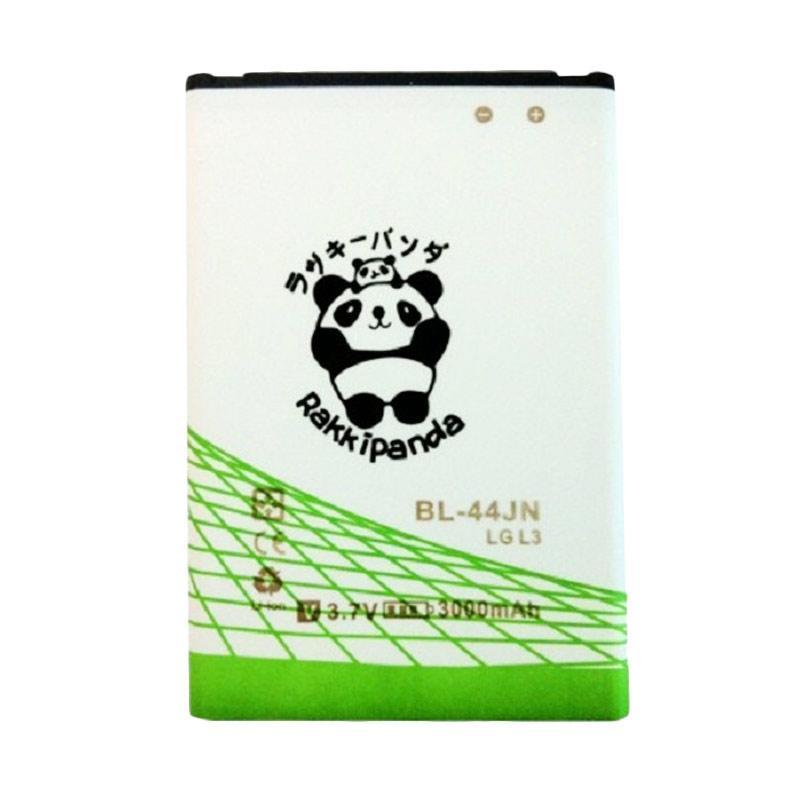RAKKIPANDA BL44JN Baterai Double Power IC for LG Optimus P970