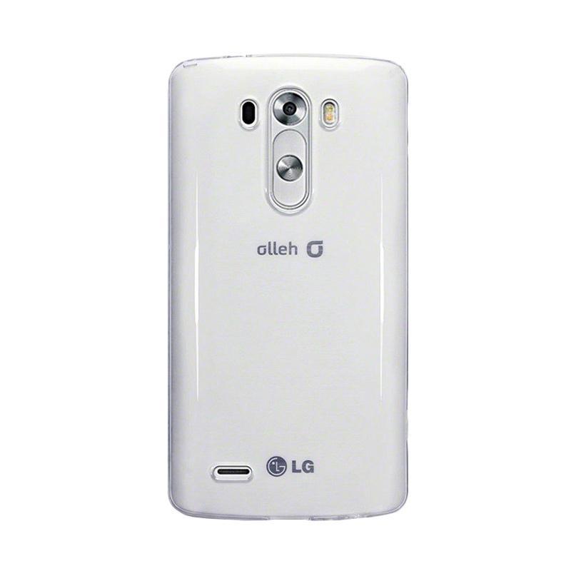 Spek Harga Ume TPU Softcase Casing for LG G3 - Transparan Terbaru