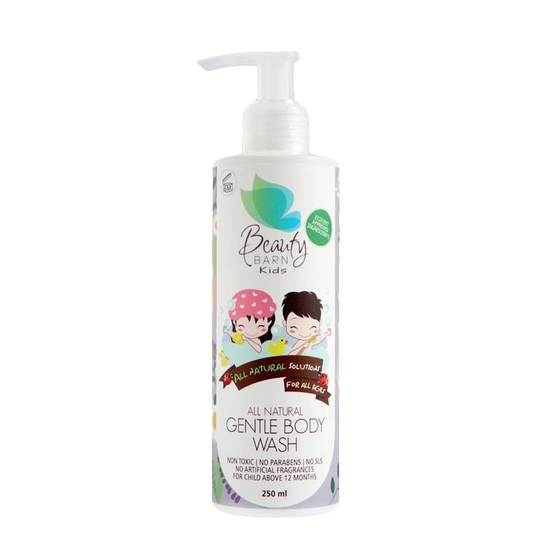 Beauty Barn Kids Gentle Body Wash [250 mL]