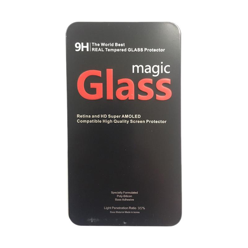 Magic Glass Tempered Glass Privacy Anti Spy Screen Protector for iPhone 5/5S/5C/SE