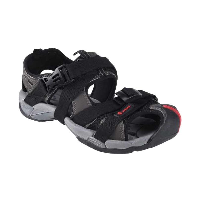 ZcoLand Sandal Armor ZcoLand Pria - Black