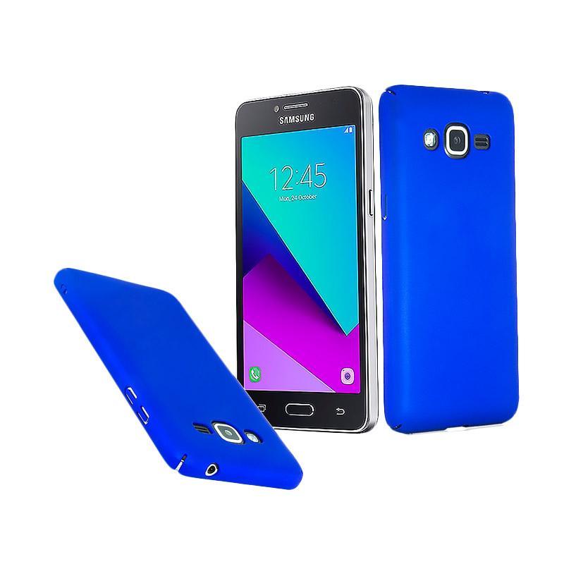 Fashion Baby Skin Ultra Thin Hardcase Casing for Samsung J2 Prime - Blue