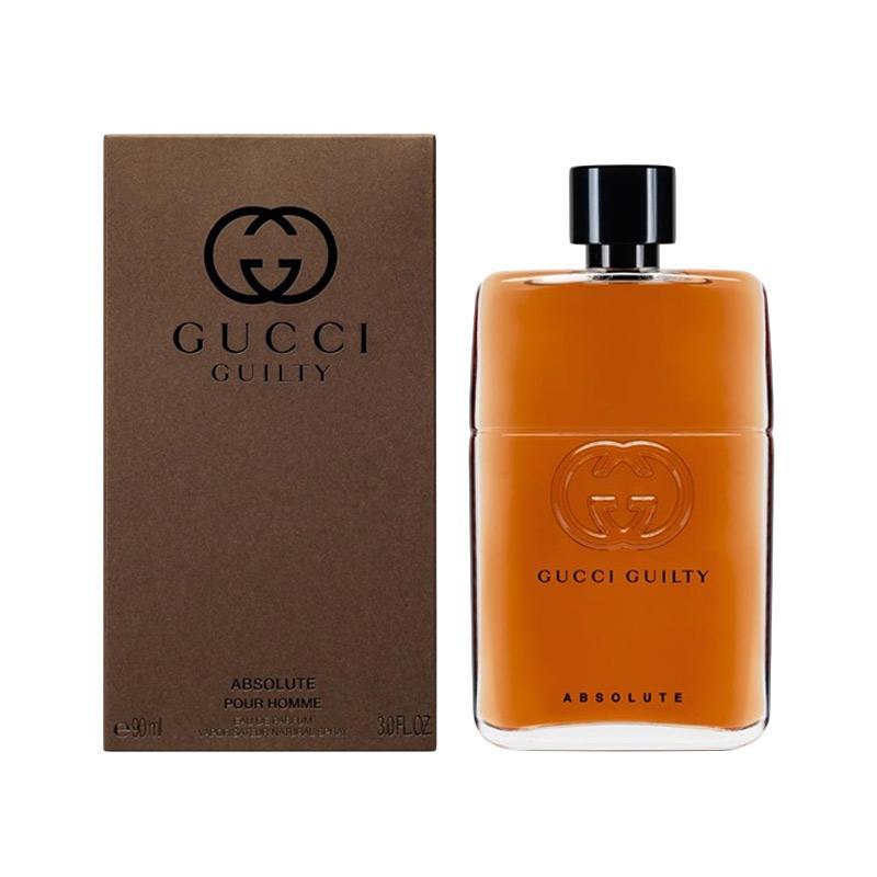 Gucci Guilty Absolute For Men EDP Parfum Pria [90 mL]
