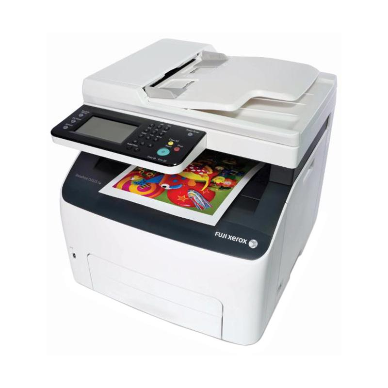 Jual Fuji Xerox Dpcm225fw Printer With Fuji Xerox Toner