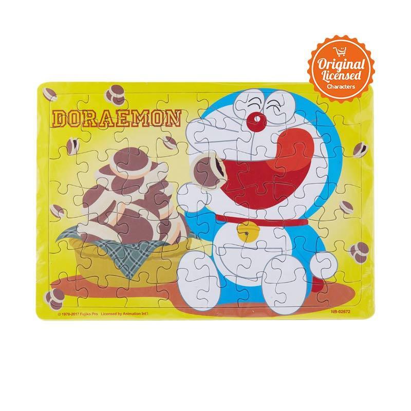 Doraemon 03 Mainan Puzzle Anak
