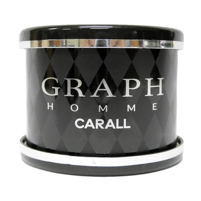 Carall Graph 1600 Clear Citrus Car Air Refreshner Parfum Mobil