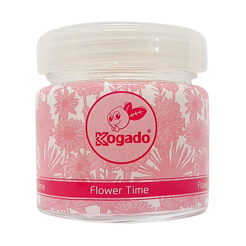 Kogado Flower Time Rose Car Air Freshener Parfum Mobil
