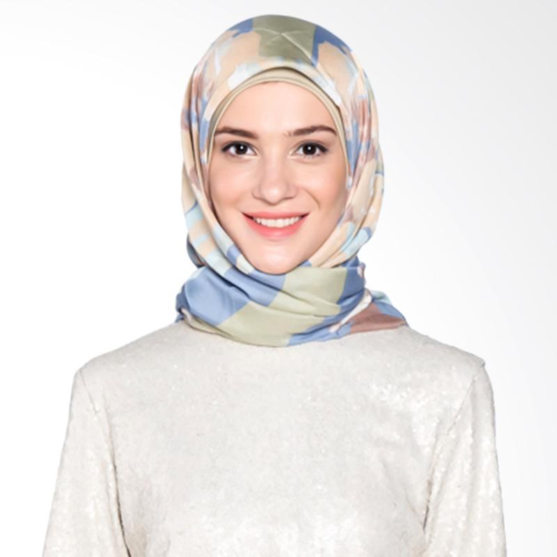 Ria Miranda Foal Hijab - Brown