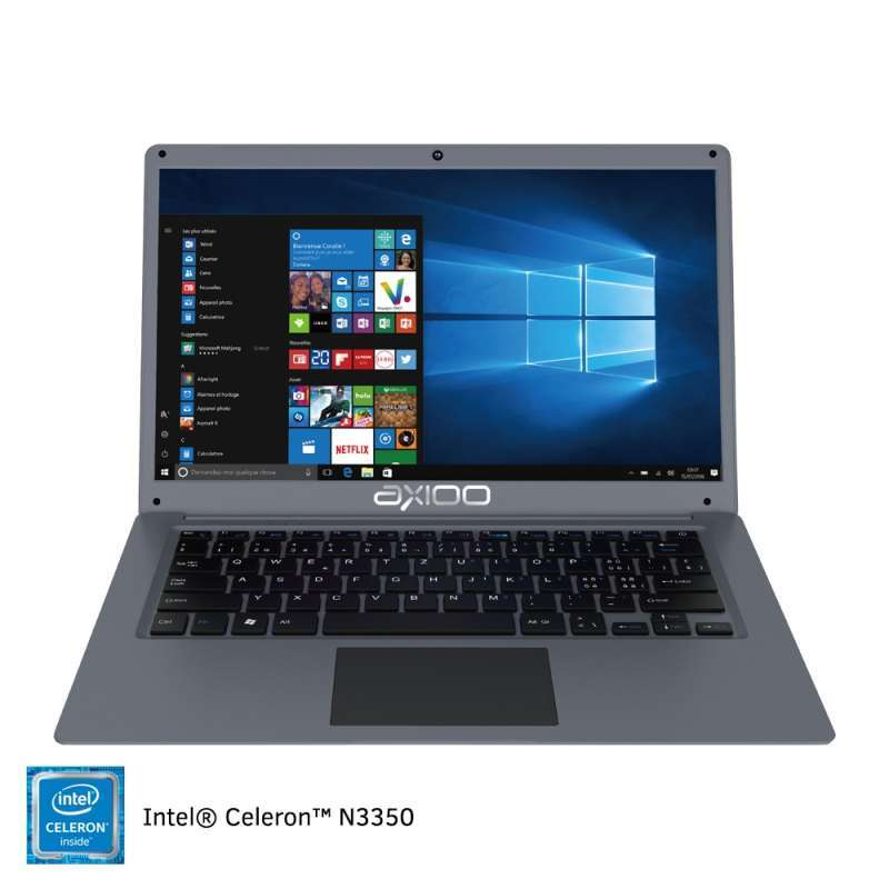Laptop Harga 2 Jutaan yang paling laris Axioo Mybook 14 S N3550