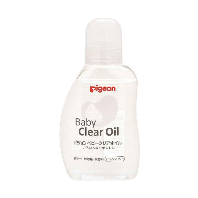 Pigeon Baby Clear Oil [80 mL]