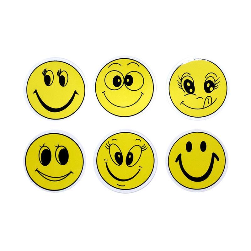 SIV STI-SMILEY 01-6 Universal Sticker