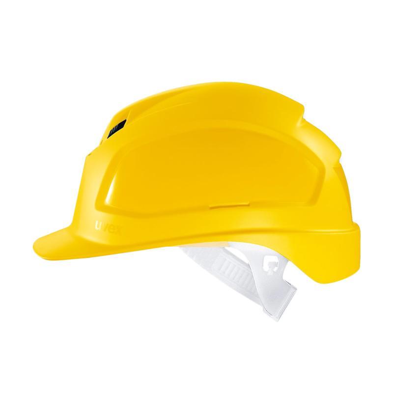Uvex Safety Helmet / Helm Safety / Perkakas Keselamatan 9772130 - Yellow