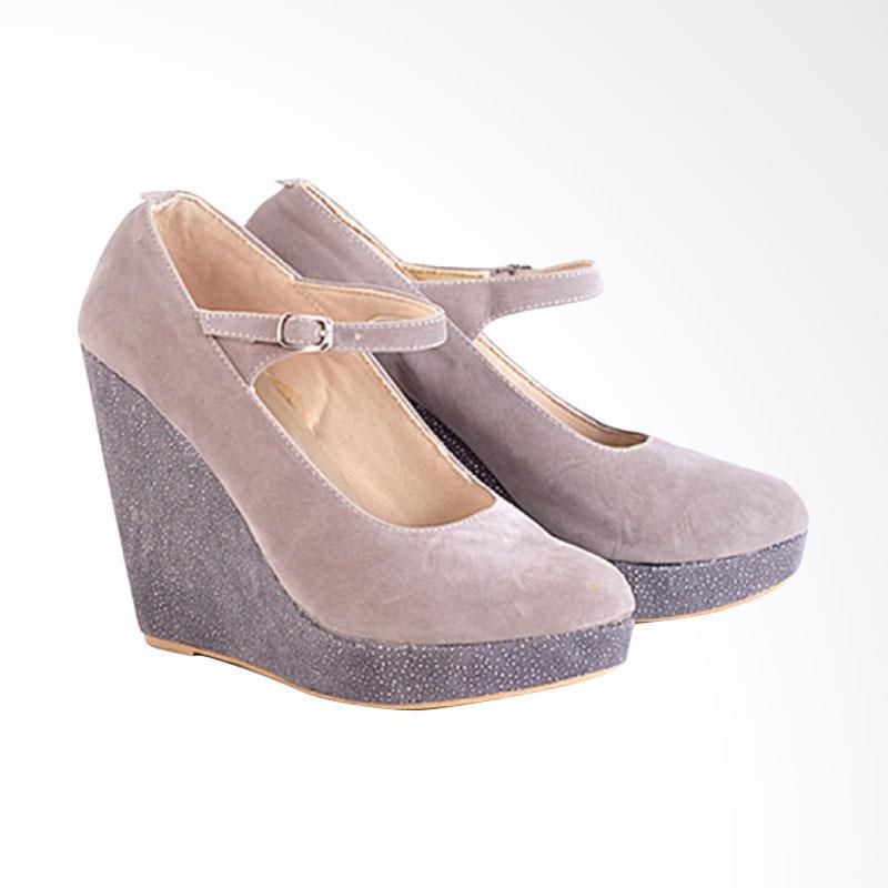 Jual Azzura 567-07 Sepatu Wedges Wanita