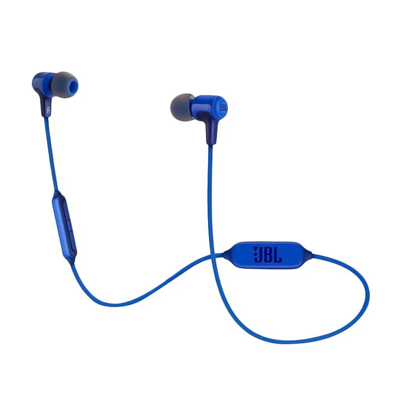 JBL E25BT Headset - Blue