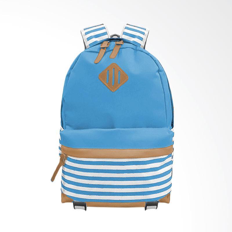 Bag & Stuff Annelo Korea Backpack - Toska