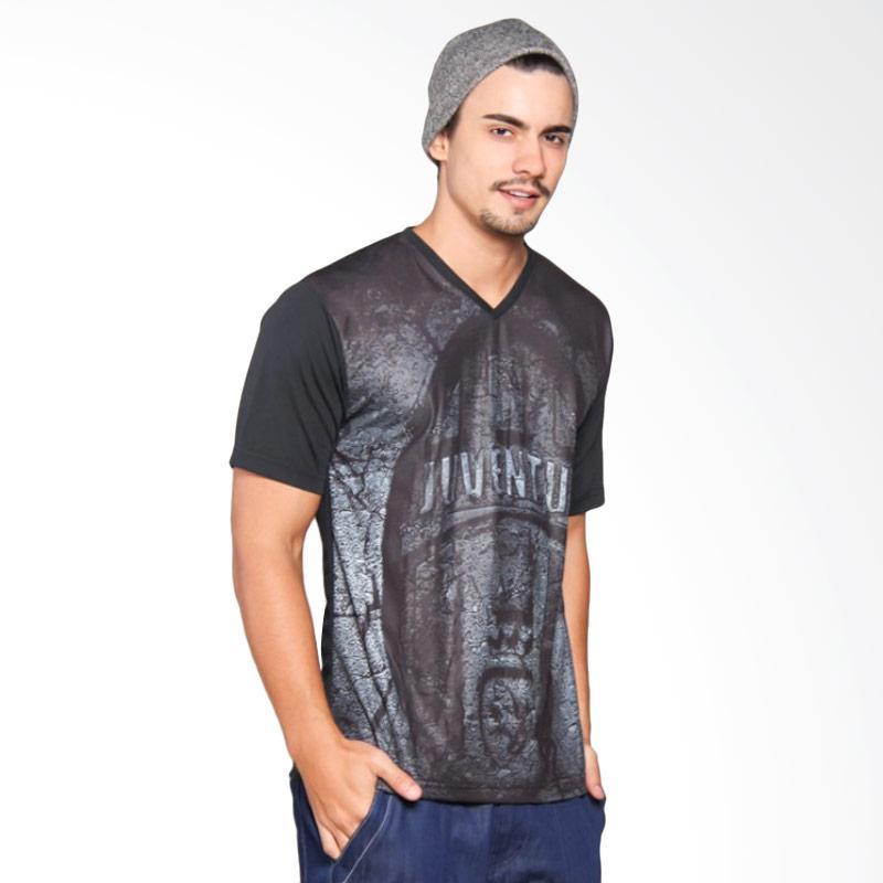 EpicMomo Juventus1 T-Shirt - Black AD.00108