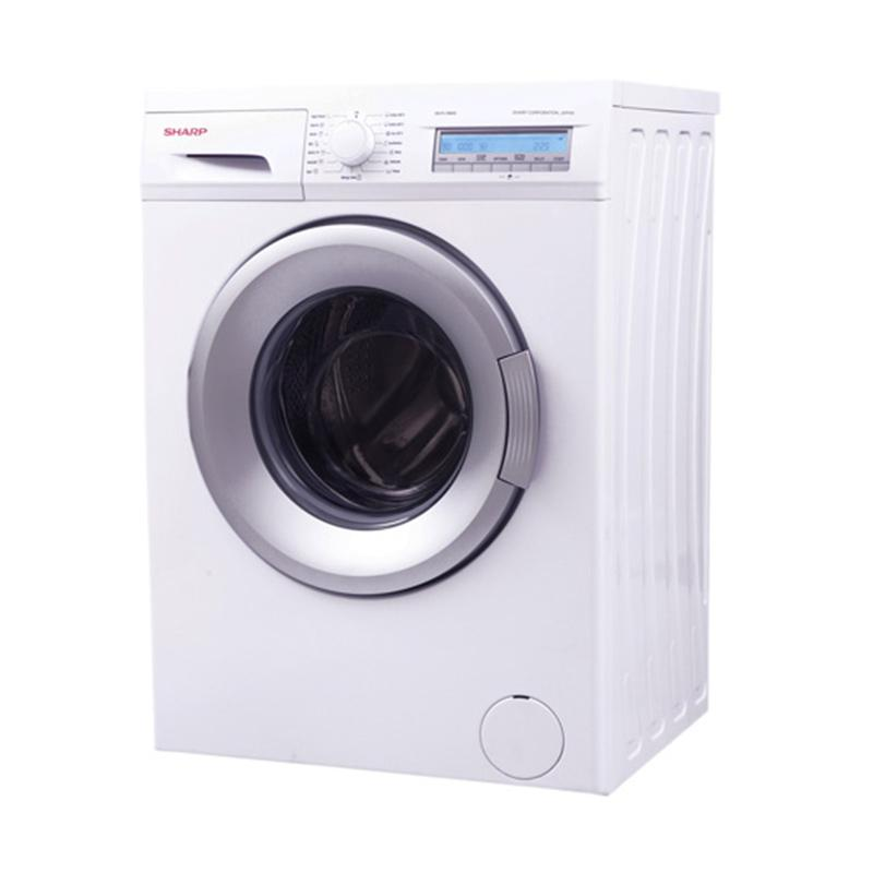Sharp ES-FL1082G Front Loading Washing Machine [8 kg]