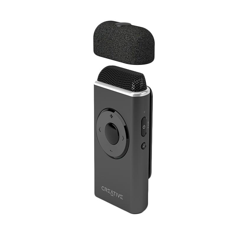 harga Creative Sound Blaster iRoar Mic for use with Roar Pro Bluetooth Wireless Speaker Blibli.com
