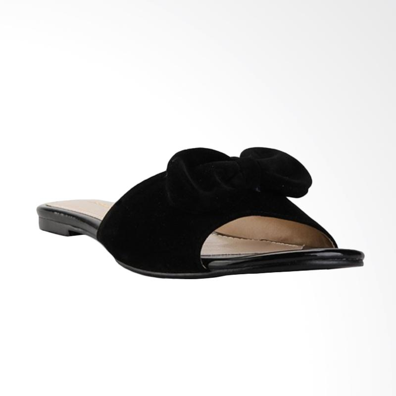 harga Daily Deals - Marelli IP 701 Sandal Flat - Hitam Blibli.com