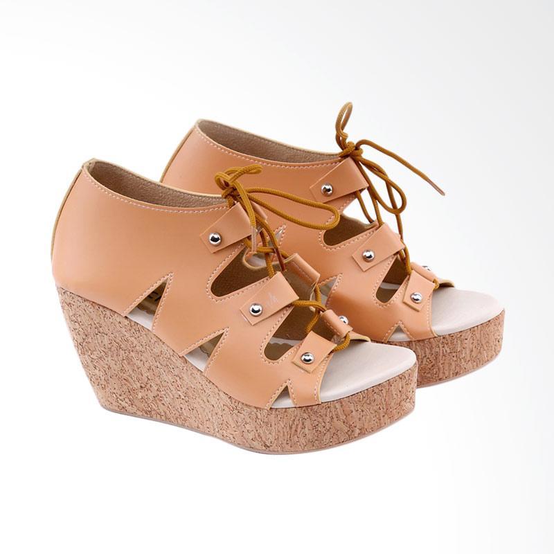 Garucci GOH 5210 Wedges Sandal Wanita