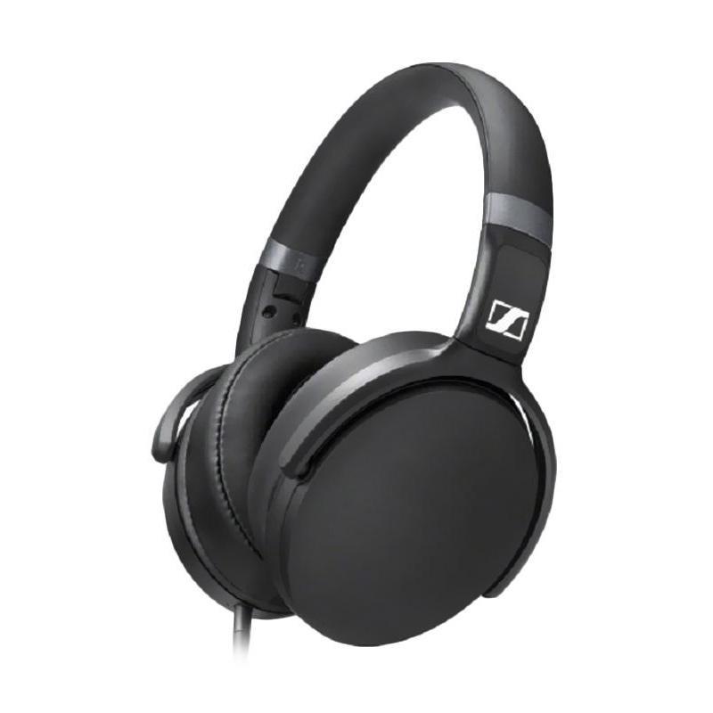 Sennheiser HD 4.30i Over Ear Headphone with Mic - Black