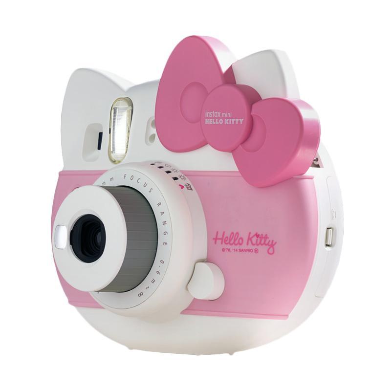 Fujifilm Instax Mini Hello Kitty Kamera Polaroid