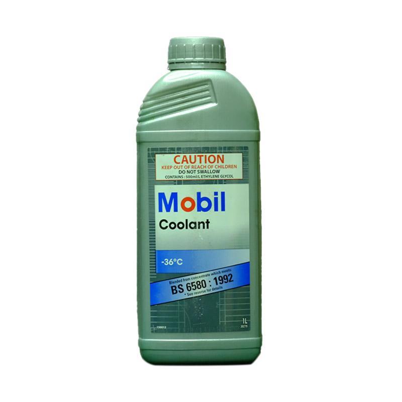 Paket Karton - Mobil Ready Mixed 36��C Coolant Cairan Pendingin Mesin