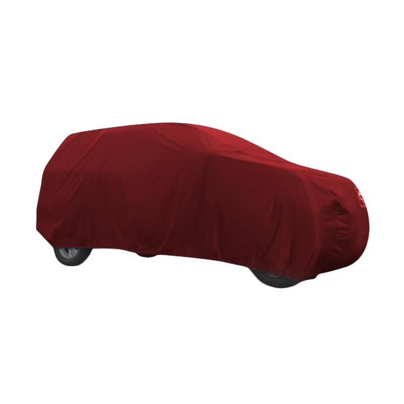 harga Mantroll Body Cover Mobil for Jeep Cj7 - Red Blibli.com
